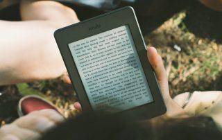 Amazon Kindle Paperwhite eReader