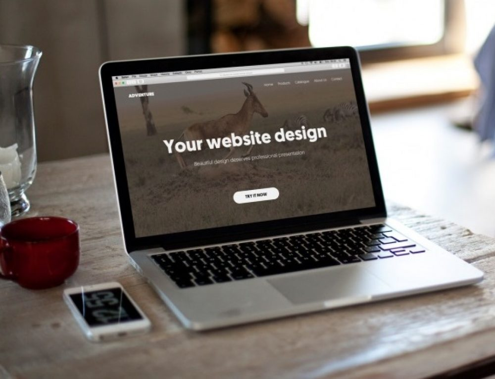 Customize Your Website Design in Canada