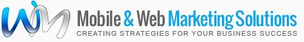 Web Marketing Solutions Sticky Logo